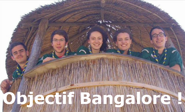 Visuel du projet Objectif Bangalore !
