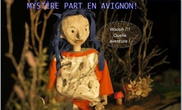 Visueel van project La cie Rêve Lune présente: MYSTÈRE part en Avignon !