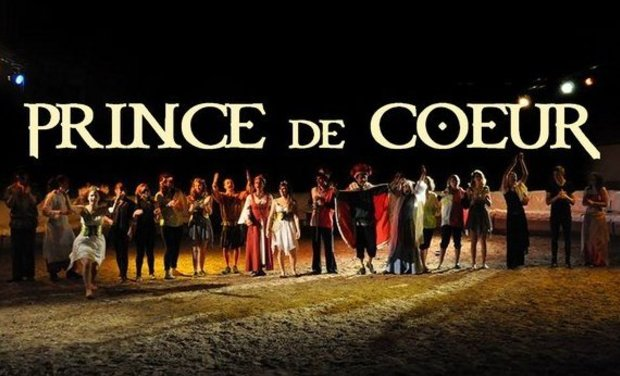 Visuel du projet Spectacle Prince de Coeur