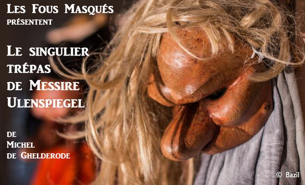 Visueel van project Le singulier trépas de Messire Ulenspiegel