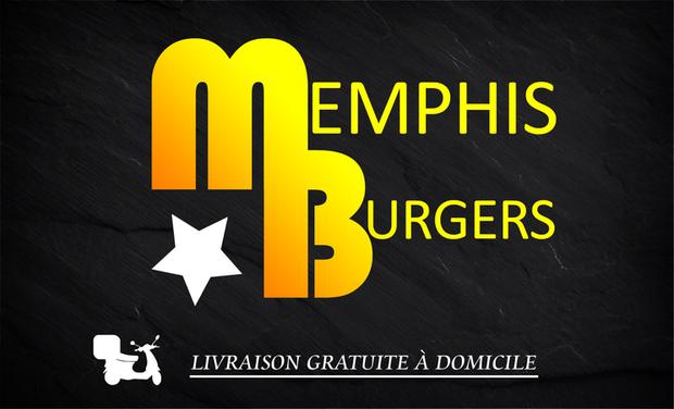 Visuel du projet Memphis Burgers