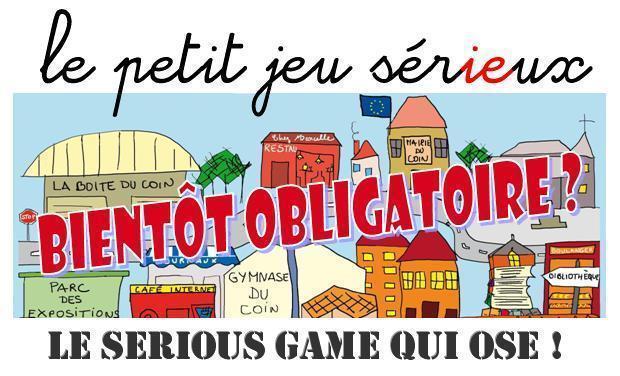 Visuel du projet Le Petit Jeu Sérieux : JOUEZ la différence  !