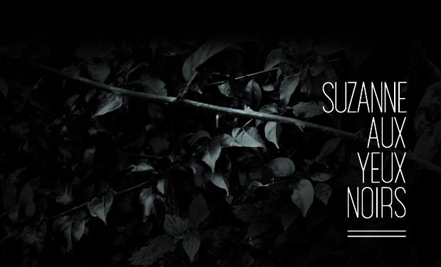 Project visual Suzanne aux yeux noirs - Un projet Art & Mode