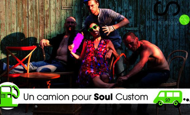 Visuel du projet Un camion pour Soul Custom !!!