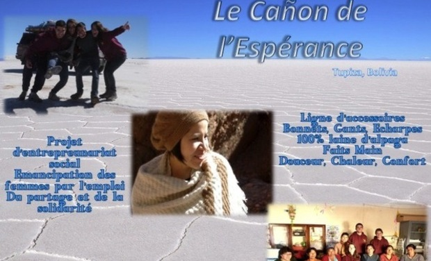Visuel du projet Cañon de l'Espérance