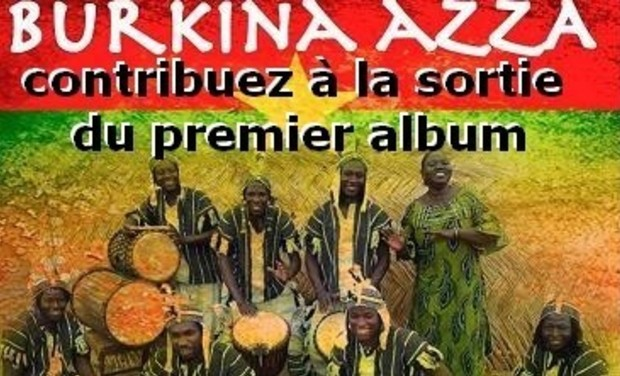 Visueel van project Burkina Azza Album Nayerina