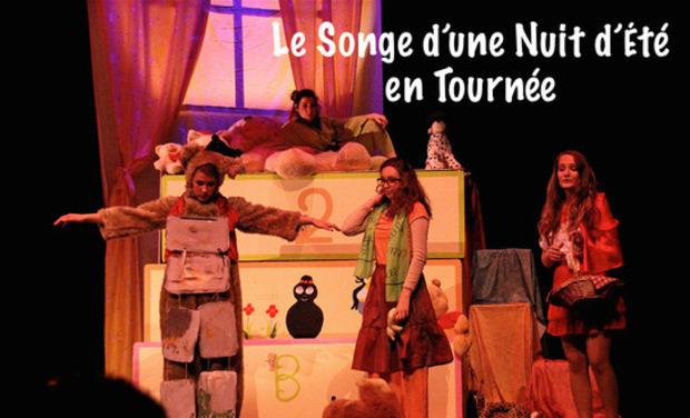 Visuel du projet Le Songe d'une Nuit d'Été en tournée !