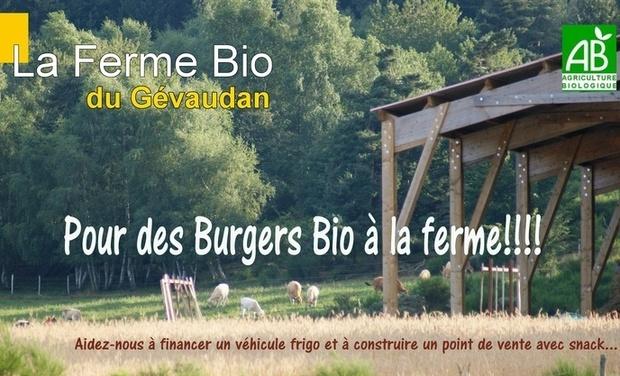 Visuel du projet Burgers Bio à la ferme!!!