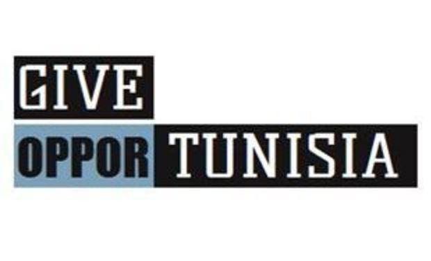 Visueel van project Give OpporTunisia