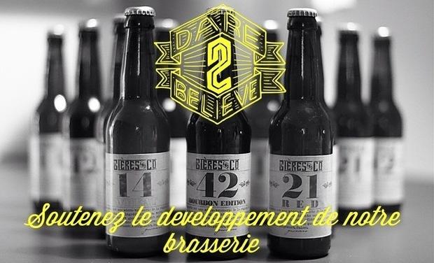 Visuel du projet Développement de Bières&Co.