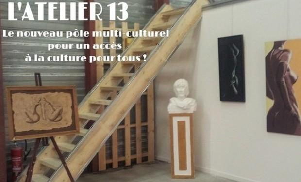 Project visual L'ATELIER TREIZE