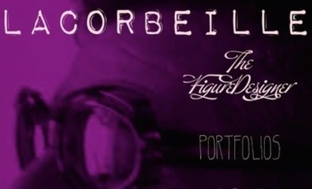 Project visual The figure designer - La Corbeille