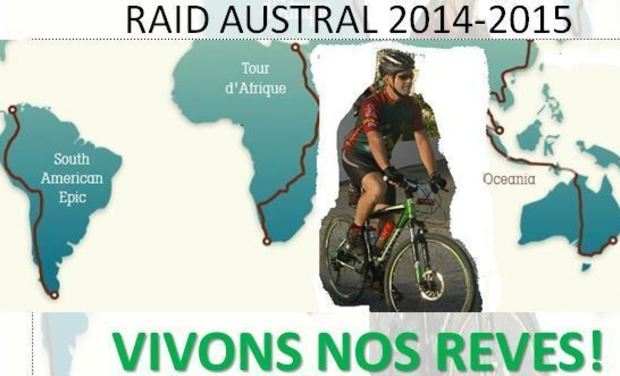 Project visual RAID AUSTRAL 2014-2015