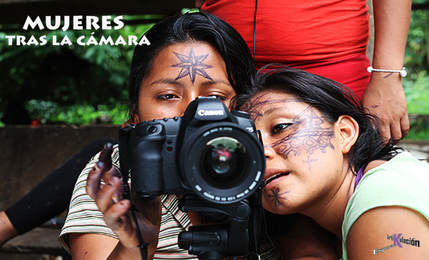 Visueel van project Mujeres Tras la Cámara - Women Behind the Camera