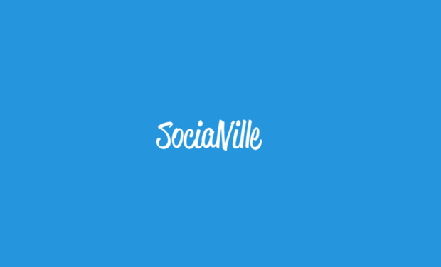 Project visual SocialVille