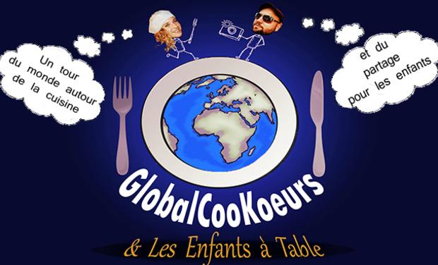 Visuel du projet GlobalCooKoeurs & Les enfants à table