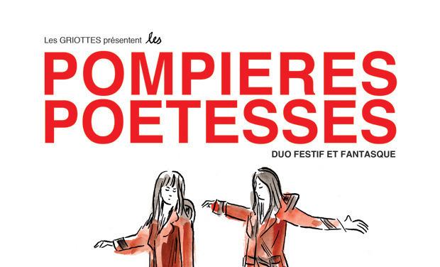 Visuel du projet Les Pompières-Poétesses