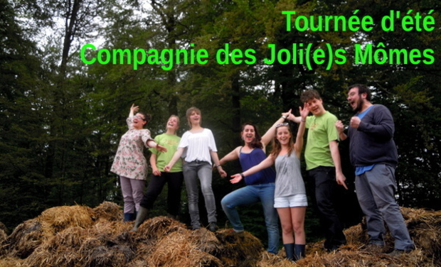 Visuel du projet Tournée d'été de la Compagnie des Joli(e)s Mômes