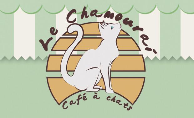 Visuel du projet Le Chamourai, 1er Café à Chats Lyonnais