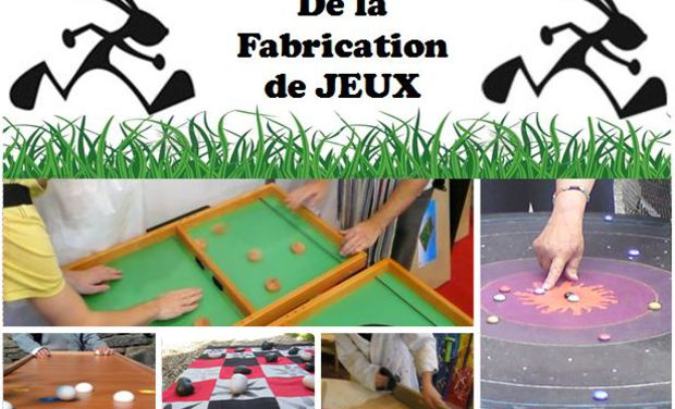 Project visual Marathon de la fabrication de jeux