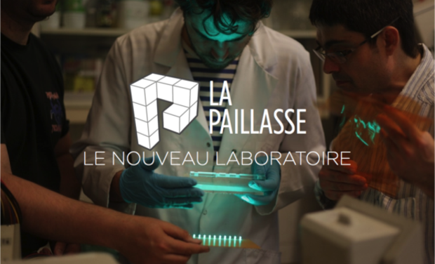 Project visual La Paillasse