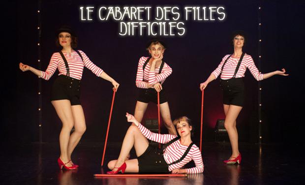Visuel du projet Le Cabaret des Filles Difficiles