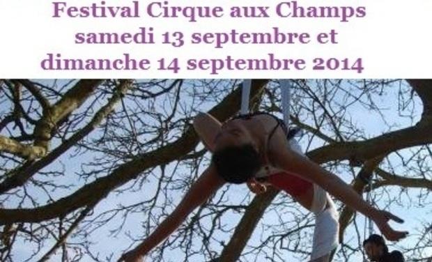 Visuel du projet Festival Cirque aux Champs