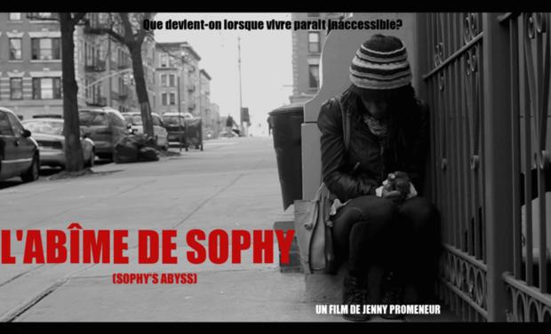 Project visual L'Abîme de Sophy (Sophy's Abyss)