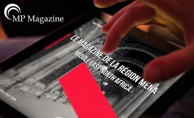 Visuel du projet MENA Post Magazine: Le nouveau magazine numérique sur la région MENA