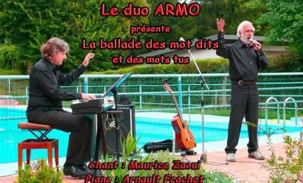 Visuel du projet Aidez à financer l'enregistrement d'Armo!!!