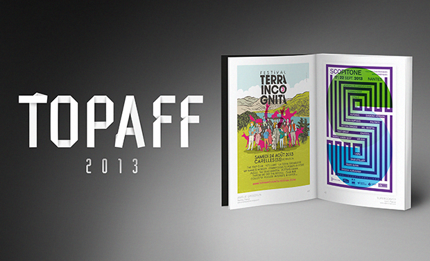 Project visual Catalogue TOPAFF 2013