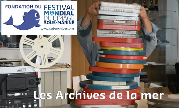 Project visual Les archives de la mer