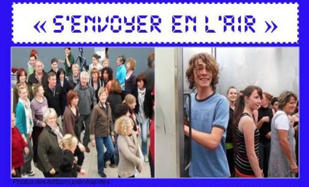 Project visual S'ENVOYER EN L'AIR