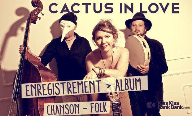 Visuel du projet Cactus in Love - Nouvel Album