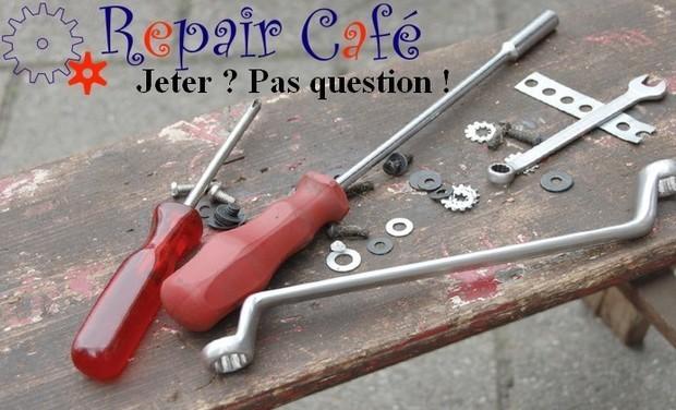 Visuel du projet Ouverture d'un Repair Café