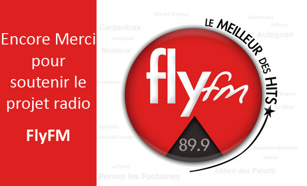 Project visual Radio FlyFM