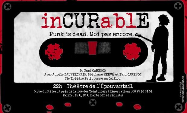 Project visual inCURablE - Tragi-comédie punk