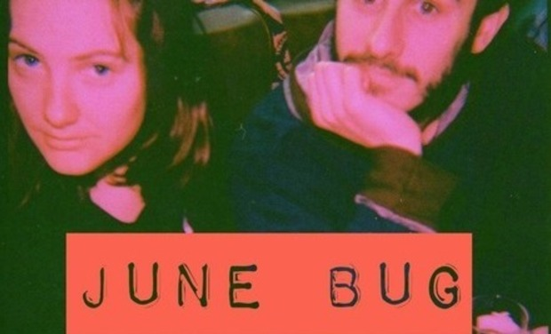 Visueel van project jUnE bUg // nEw Ep