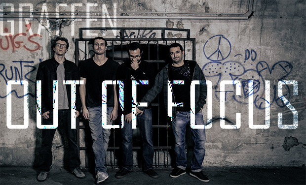 Visuel du projet GRAFFEN - Out of Focus - Nouvel EP