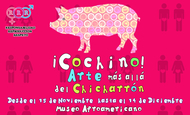 Widget__cochino__arte_m_s_all__del_chicharr_n_afiche_kiss