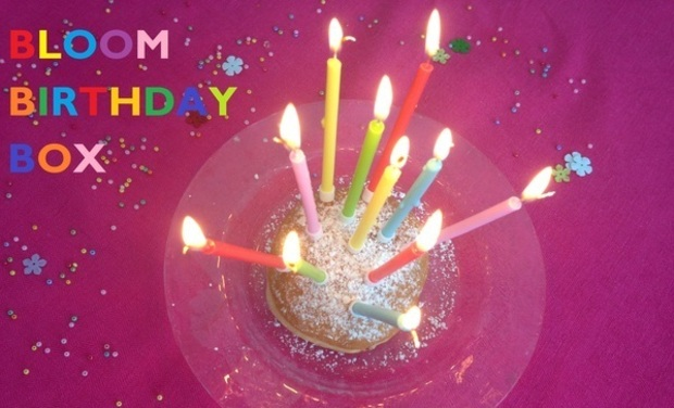 Visuel du projet Bloom Birthday Box