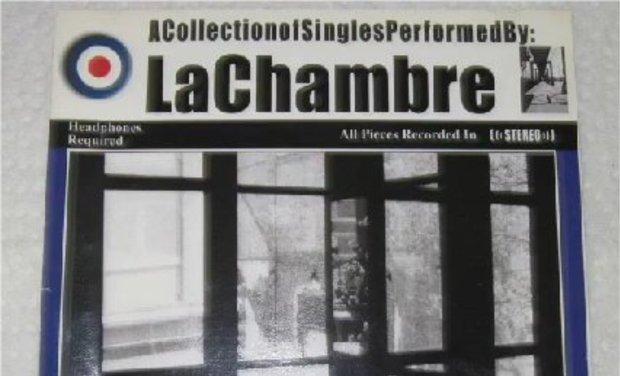 Visuel du projet La Chambre, premier album