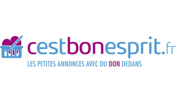 Project visual cestbonesprit.fr, les petites annonces avec du don dedans