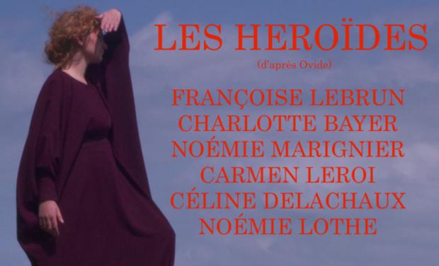 Visuel du projet Les Héroïdes