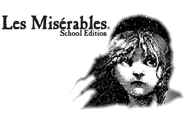 """Visuel du projet COMEDIE MUSICALE """" LES MISERABLES """" (School Edition)"""