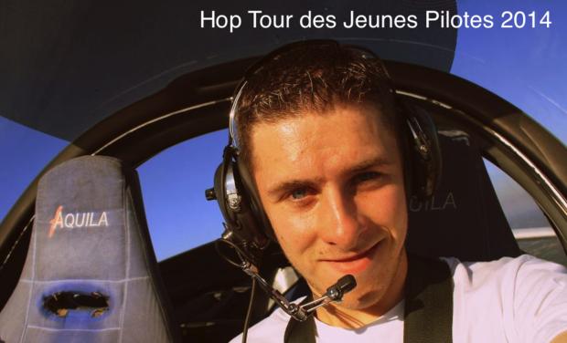 Project visual Hop Tour des Jeunes Pilotes