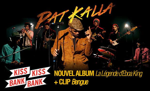 Visuel du projet Pat Kalla • Album + Clip