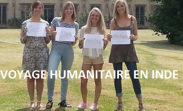 Project visual Voyage humanitaire en Inde