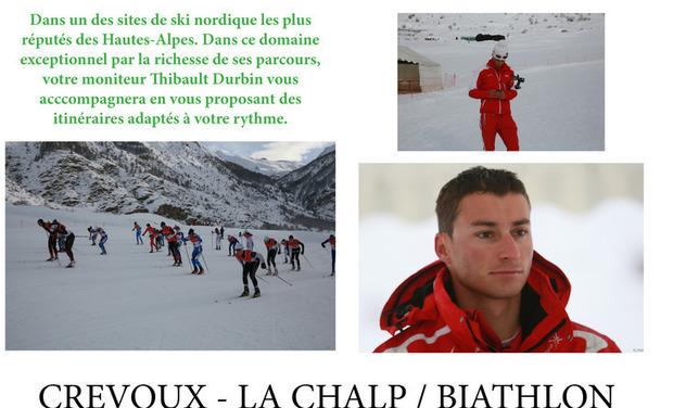 Project visual CREVOUX LA CHALP BIATHLON