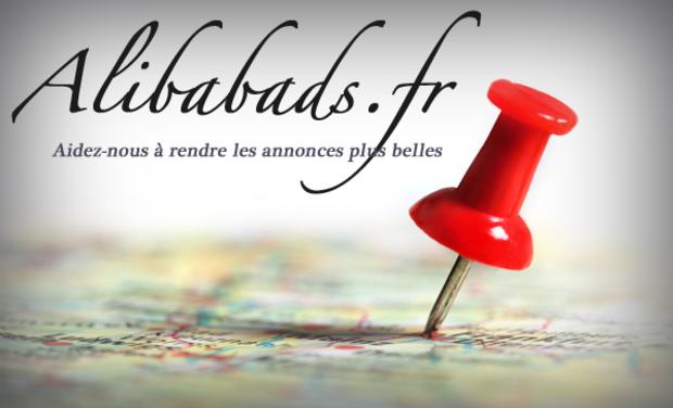 Visuel du projet Alibabads - Plus belles seront les annonces gratuites...